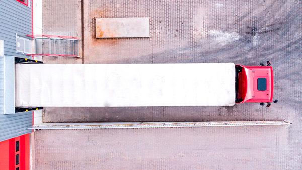 Medidas de un camión de carga