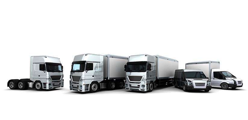 Tipos de camión de carga